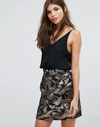AX Paris Jacquard Mini Dress1