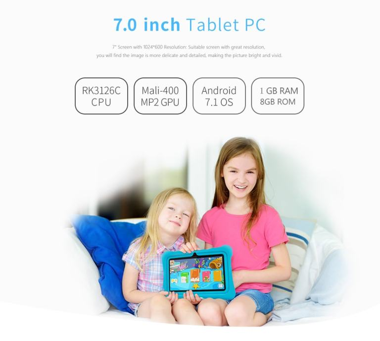 Ainol Q88 Kid Tablet PC - GREEN 2