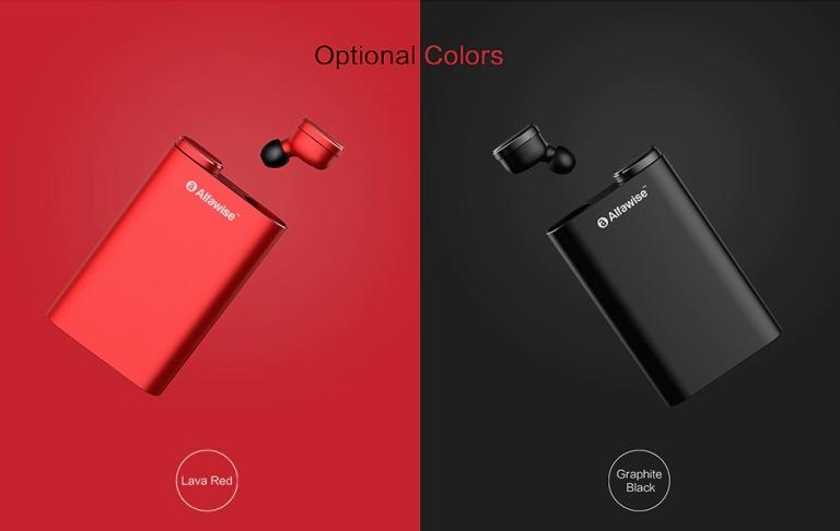 Alfawise Mini True Wireless Bluetooth Earphones4