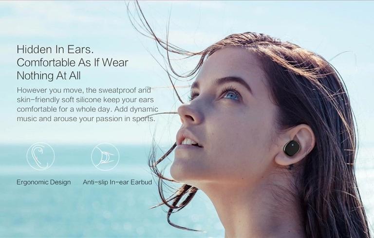 Alfawise Mini True Wireless Bluetooth Earphones5