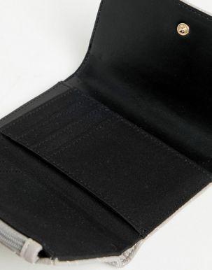 ASOS DESIGN zig zag quilt purse3