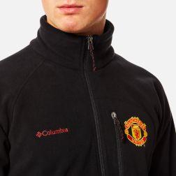 Columbia Men's Manchester United Fast Trek Full Zip Fleece - Black3