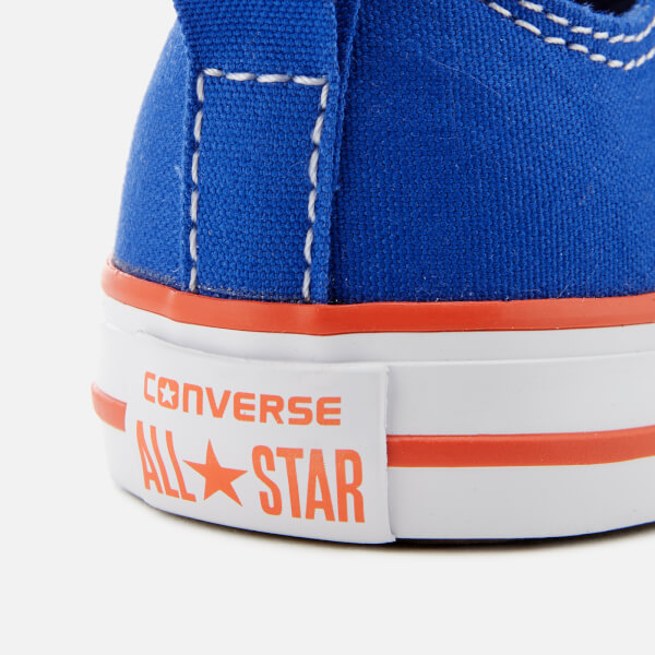 Converse Toddlers' Chuck Taylor All Star 2V Ox Trainers 3
