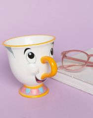 Disney Beauty & The Beast Chip mug