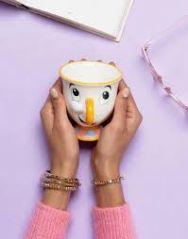 Disney Beauty & The Beast Chip mug1