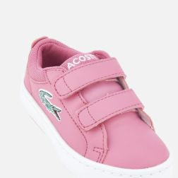 Lacoste Toddlers' Straightset Lace 118 1 Trainers - Pink5