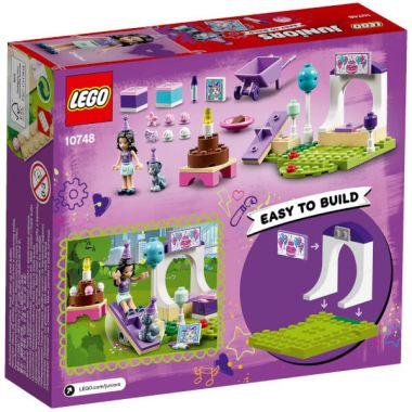 LEGO Juniors Emmas Pet Party 3
