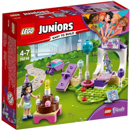 LEGO Juniors Emmas Pet Party