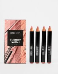 Lord & Berry 4 pack couture addict lip crayon set