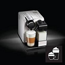 Nespresso EN550.BM Lattissima Touch Automatic Coffee Machine, Matt Black1