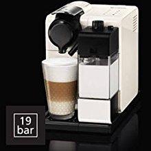 Nespresso EN550.BM Lattissima Touch Automatic Coffee Machine, Matt Black3