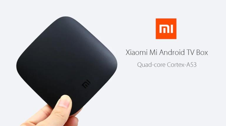Original Xiaomi Mi TV Box1