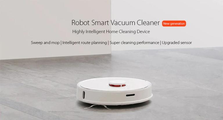roborock S50 Smart Robot Vacuum Cleane