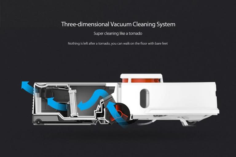 roborock S50 Smart Robot Vacuum Cleane12