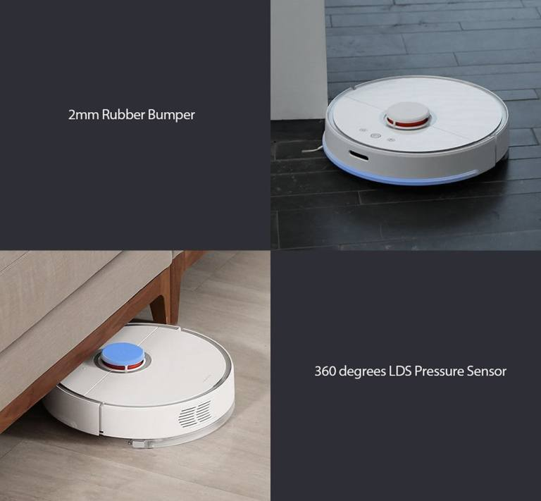 roborock S50 Smart Robot Vacuum Cleane19