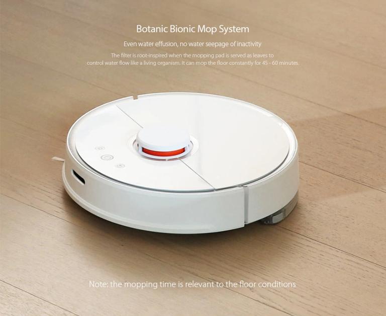 roborock S50 Smart Robot Vacuum Cleane2