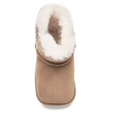 UGG Babies' Erin Suede Pre-Walker Boots - Chestnut2