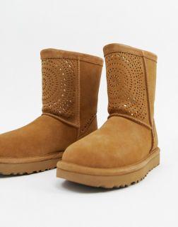 UGG Classic Short Chestnut Boots 1