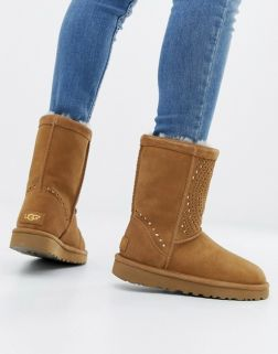 UGG Classic Short Chestnut Boots 3