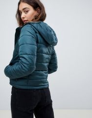 Vero Moda Cropped Hooded Padded Jacket1