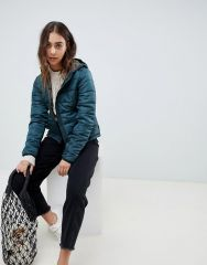 Vero Moda Cropped Hooded Padded Jacket3