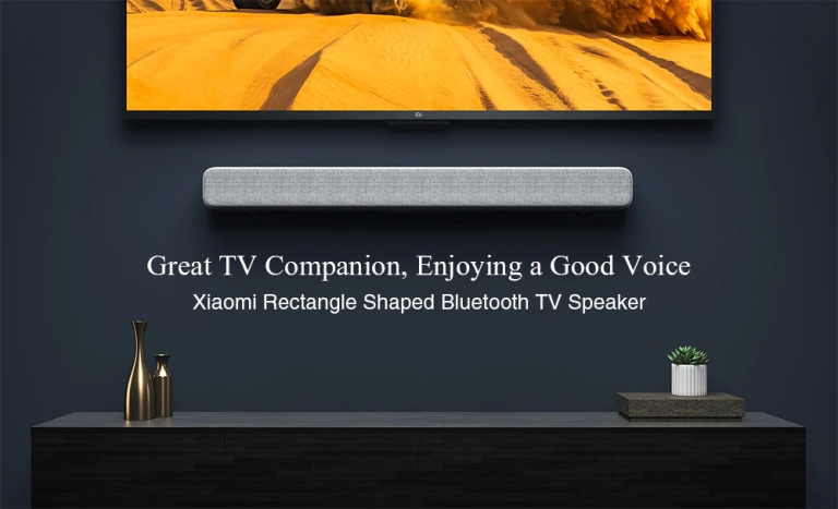 Xiaomi 33 inch TV Soundbar - WHITE1