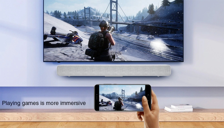 Xiaomi 33 inch TV Soundbar - WHITE8