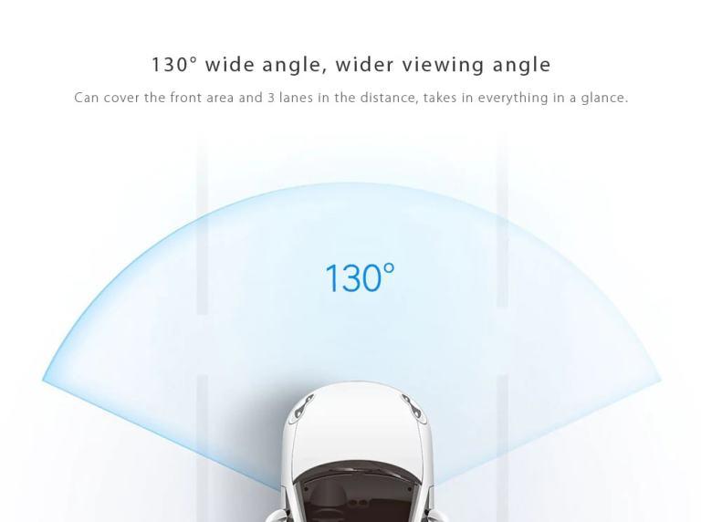 Xiaomi 70mai Dash Cam Smart WiFi Car DVR International Version 10