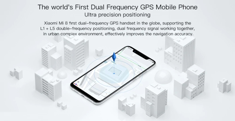 Xiaomi Mi 8 4G Phablet Global Version 18