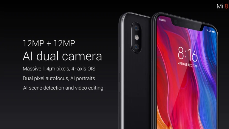 Xiaomi Mi 8 4G Phablet Global Version 3