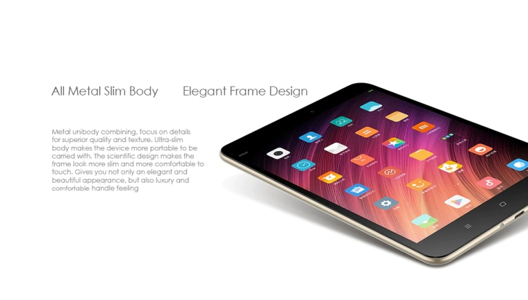 Xiaomi Mi Pad 3 Tablet PC10
