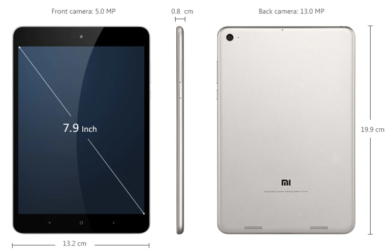 Xiaomi Mi Pad 3 Tablet PC16