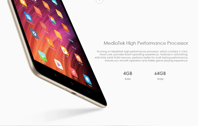 Xiaomi Mi Pad 3 Tablet PC4