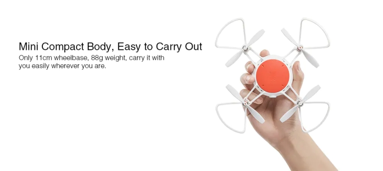 Xiaomi MITU WiFi FPV 720P HD Camera Mini RC Drone7