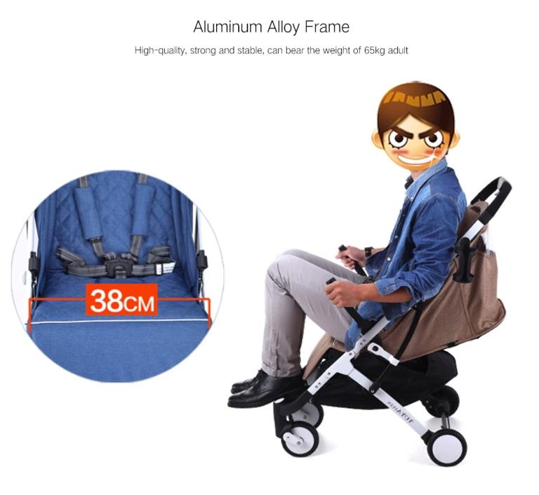 YOYAplus A09 Foldable Baby Stroller6