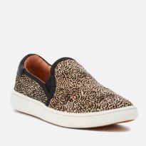 UGG Women's Cas Exotic Calf Hair Slip-On Trainers1