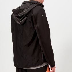 adidas by kolor Men's Fabric Mix Jacket - Black1