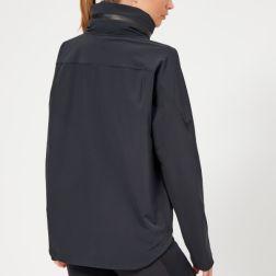 Under Armour Women's Unstoppable Woven Full Zip Jacket - Black1