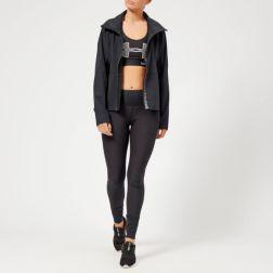 Under Armour Women's Unstoppable Woven Full Zip Jacket - Black2