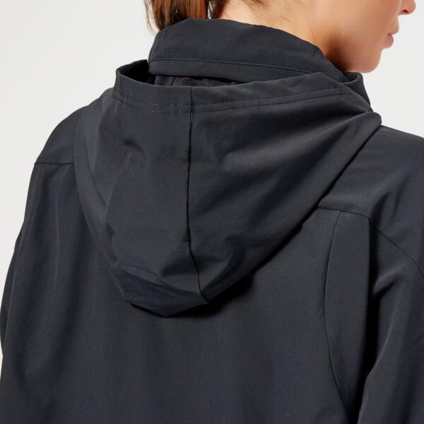 35eccf89 Under Armour Women's Unstoppable Woven Full Zip Jacket – Black3 ...