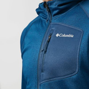 columbia men's jackson creek 2 hoody - carbon3