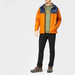 columbia men's jones ridge jacket - bright copper3