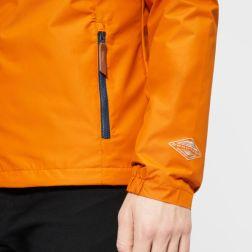 columbia men's jones ridge jacket - bright copper5