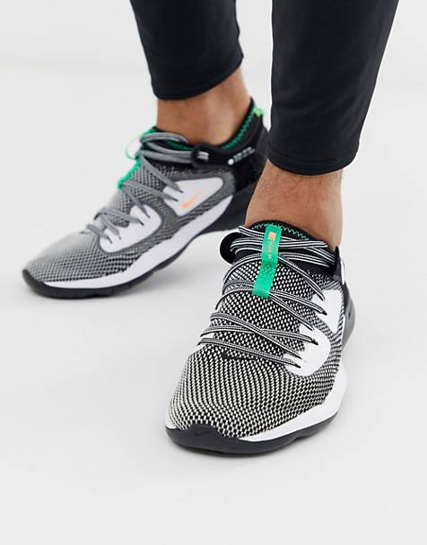 Nike Running Flex 2019 trainers in white